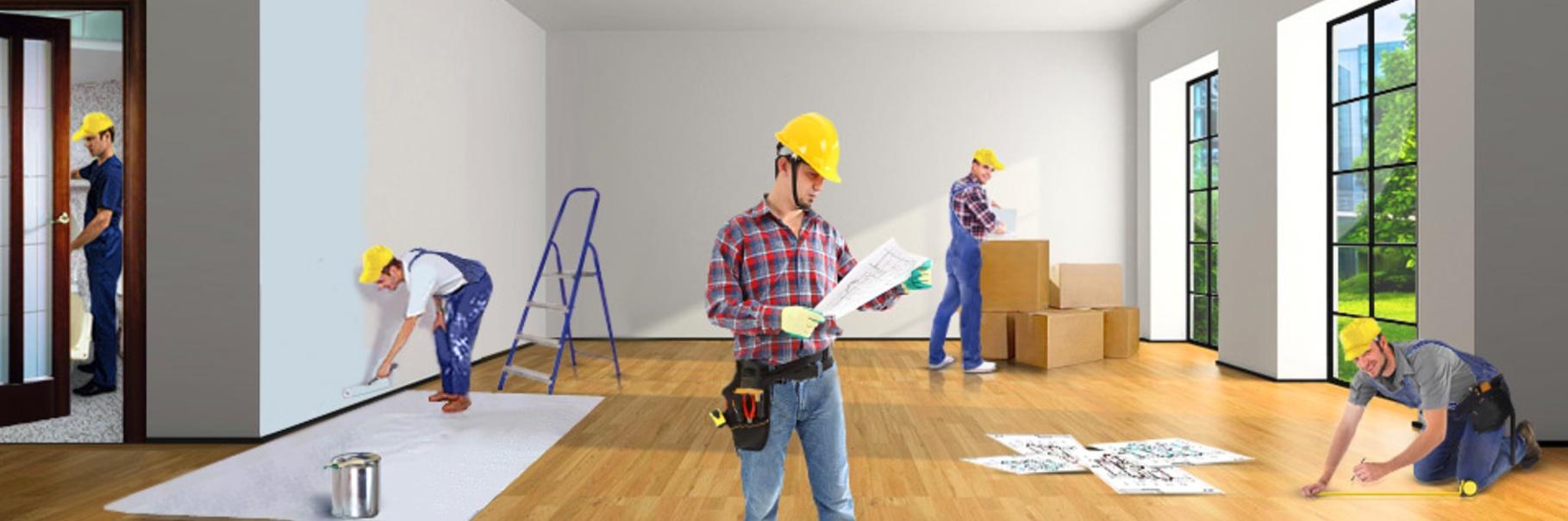 С чего начать ремонт квартиры фото2