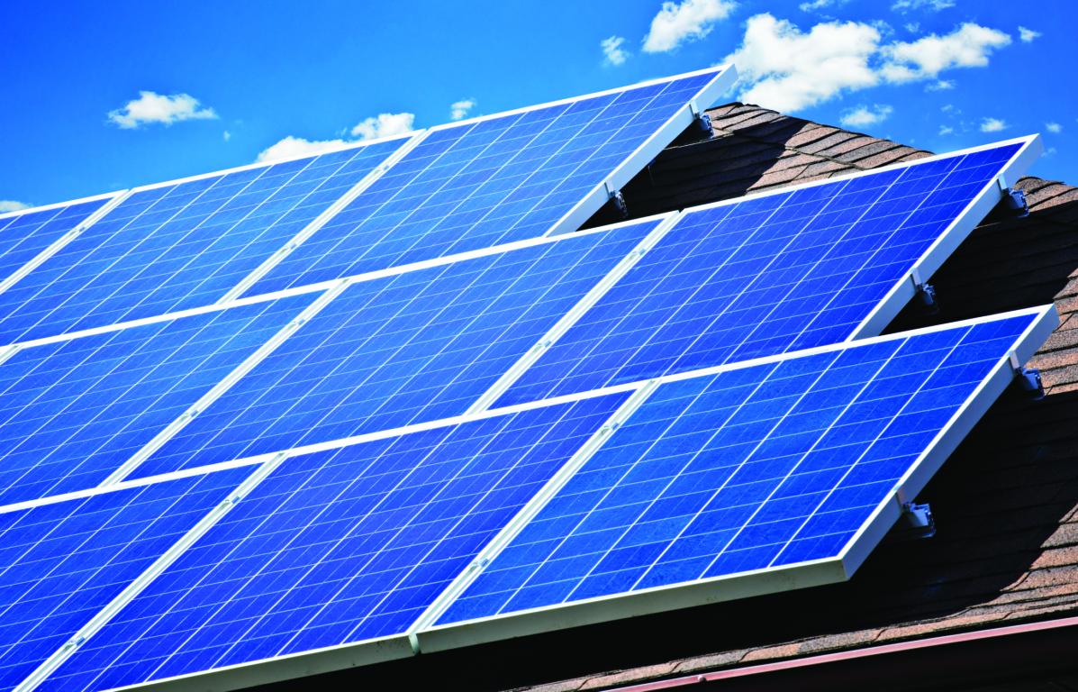 Солнечная электростанция фото2