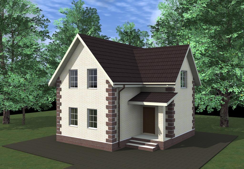 Строительство домов из газобетона под ключ фото
