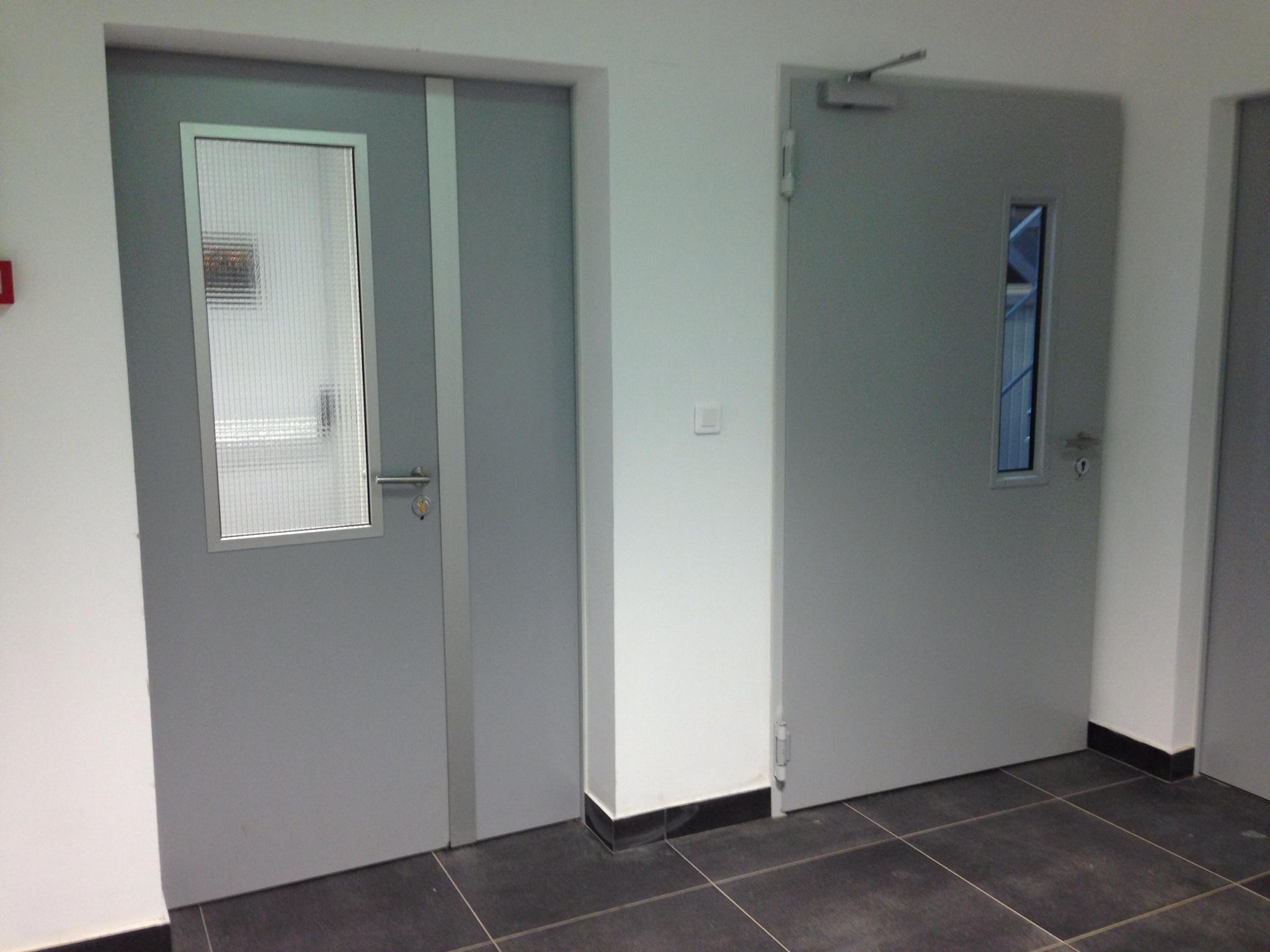 Технические двери фото3