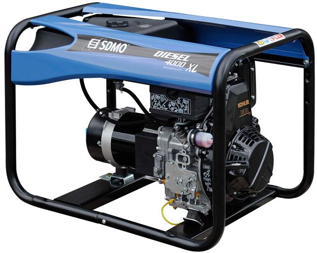 Дизельный генератор фото2