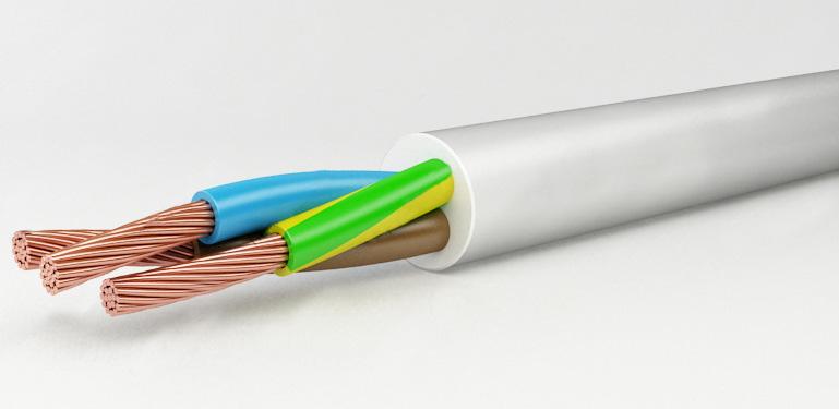 Электрический силовой кабель фото3
