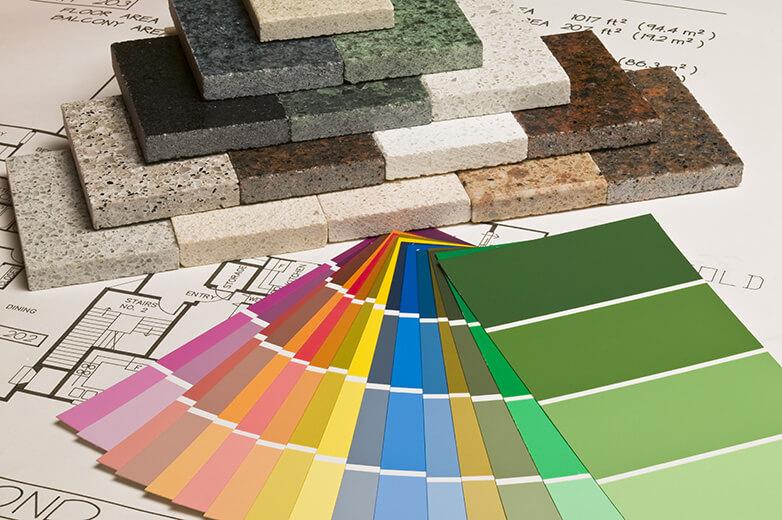 Краски для фасада дома фото2