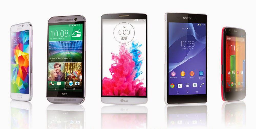 Лучшие фирмы производителей смартфонов фото2