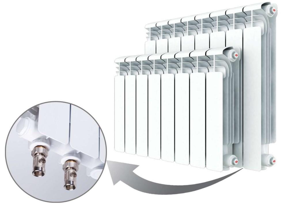 Радиаторы отопления фото
