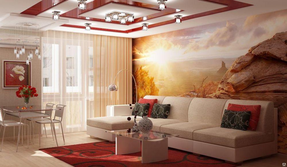 Капитальный ремонт квартир под ключ фото2