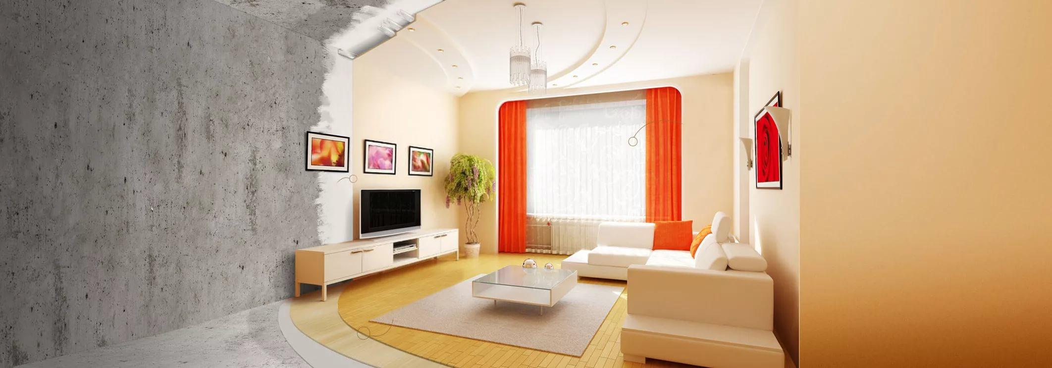 Ремонтные работы в квартире фото2