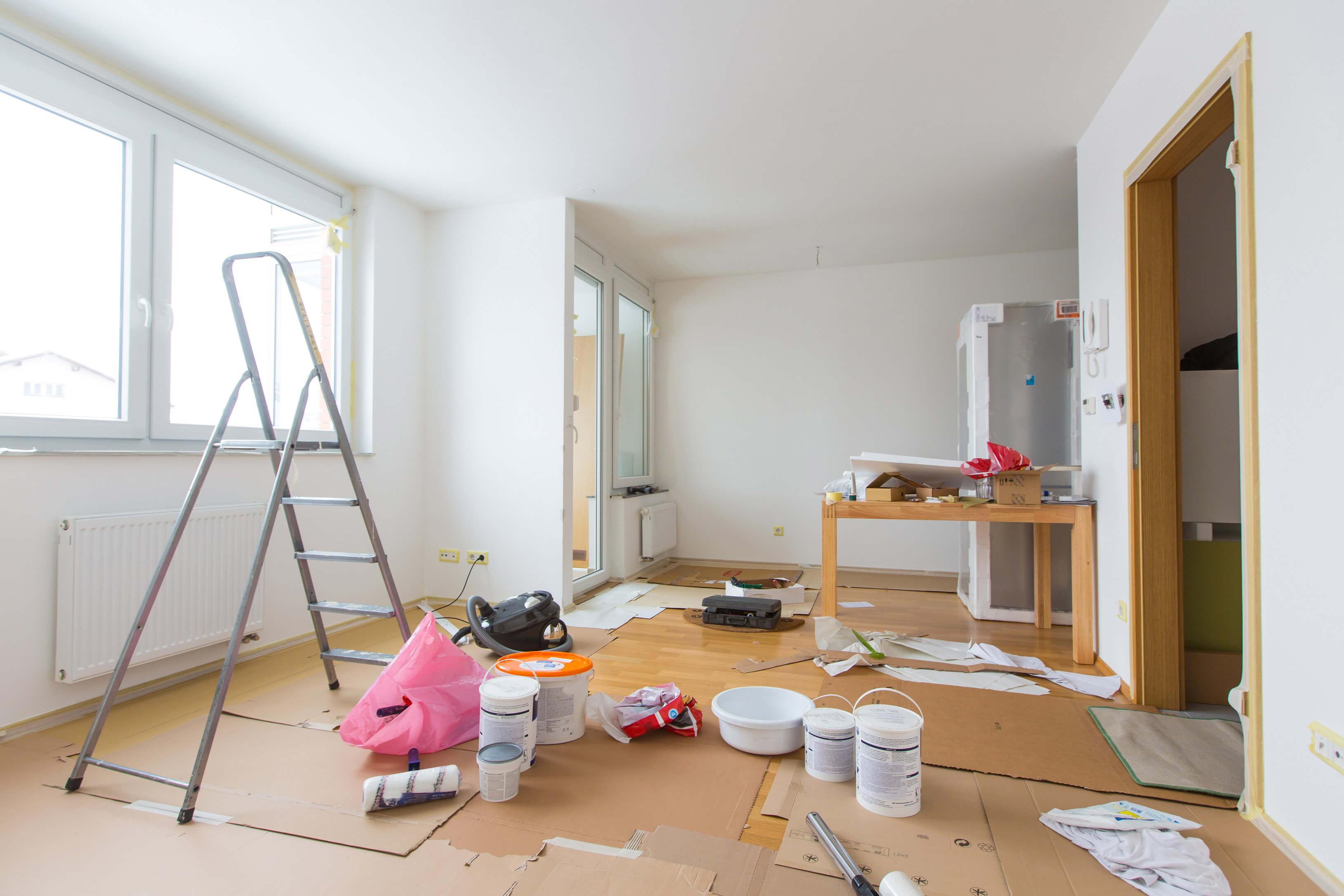 Капитальный ремонт квартиры своими руками фото3
