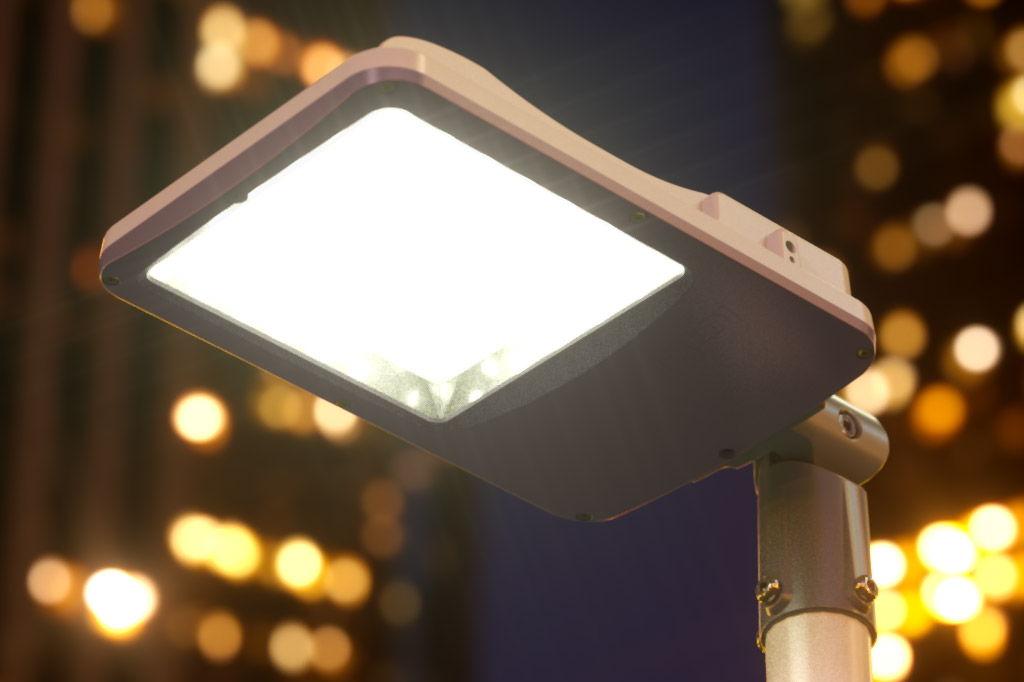 Уличные светодиодные светильники фото3