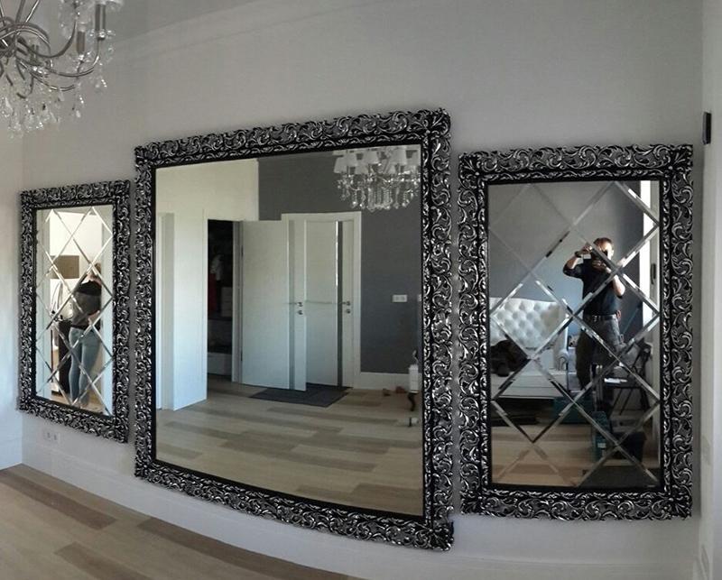Зеркало на заказ фото2