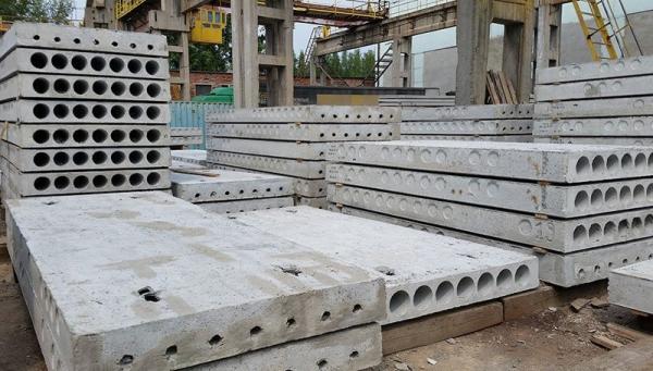 Значение жби для строительства плиты перекрытия в ржеве